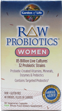 Review of Garden of Life Womens Probiotics Probioticsorg