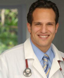 Dr. Kahana who created 1MD Complete Probiotics Platinum